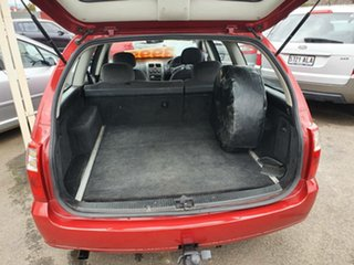 2004 Holden Commodore VY II Acclaim Red 4 Speed Automatic Wagon
