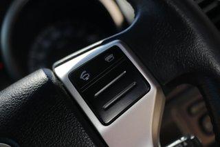 2015 Toyota Landcruiser Prado GDJ150R GXL Silver Pearl 6 Speed Sports Automatic Wagon