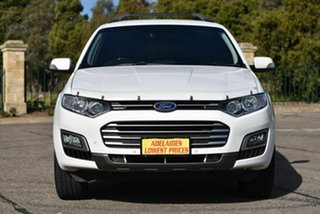 2016 Ford Territory SZ MkII TS Seq Sport Shift White 6 Speed Sports Automatic Wagon.