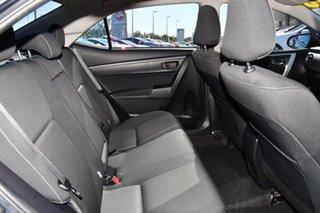 2018 Toyota Corolla ZRE172R SX S-CVT Grey 7 Speed Constant Variable Sedan