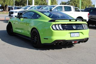 2020 Ford Mustang FN 2020MY GT Green 10 Speed Sports Automatic Fastback