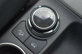 2019 Mitsubishi Triton MR MY19 GLS Double Cab Black 6 Speed Sports Automatic Utility