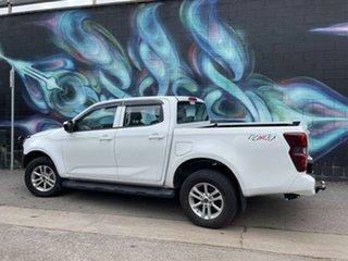 2020 Isuzu D-MAX RG MY21 LS-M Crew Cab Mineral White 6 Speed Sports Automatic Utility.