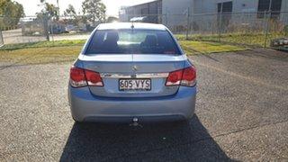 2011 Holden Cruze JG CD Blue 6 Speed Automatic Sedan
