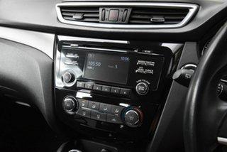 2017 Nissan Qashqai J11 Series 2 ST X-tronic Silver 1 Speed Constant Variable Wagon