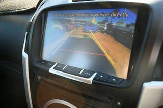 2017 Isuzu D-MAX TF MY17 LS-U HI-Ride (4x2) Blue 6 Speed Automatic Crew Cab Utility