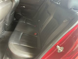 2013 Holden Cruze JH MY13 CDX Red 6 Speed Automatic Wagon