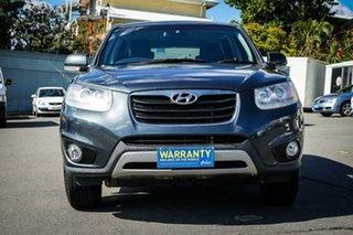 2012 Hyundai Santa Fe CM SLX Grey 6 Speed Sports Automatic Wagon.