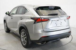 2016 Lexus NX AGZ10R NX200t 2WD Luxury Silver 6 Speed Sports Automatic Wagon.