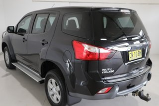 2013 Isuzu MU-X MY14 LS-M Rev-Tronic Black 5 Speed Sports Automatic Wagon.