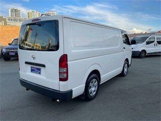 Toyota HiAce LWB TBA 2982 Van.