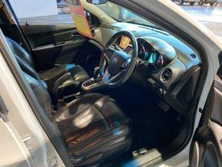 2012 Holden Cruze JH Series II MY13 SRi-V White 6 Speed Sports Automatic Sedan