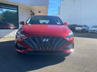 2021 Hyundai i30 PD.V4 MY21 Fiery Red 6 Speed Automatic Hatchback