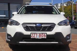 2021 Subaru XV G5X MY21 Hybrid L Lineartronic AWD Crystal White 7 Speed Constant Variable Wagon