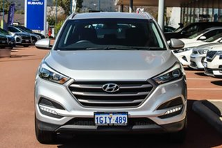 2017 Hyundai Tucson TLe MY17 Active 2WD Silver 6 Speed Manual Wagon.
