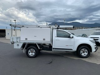 2016 Holden Colorado RG MY16 LS White 6 Speed Sports Automatic Cab Chassis