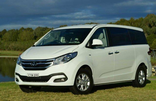 New LDV G10 SV7A Castle Hill, 2021 LDV G10 SV7A Q 6 Speed Sports Automatic Wagon