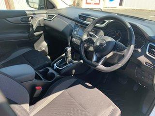 2019 Nissan Qashqai J11 Series 2 ST X-tronic White 1 Speed Constant Variable Wagon.