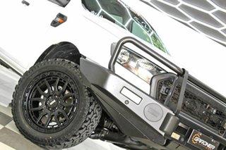 2018 Ford Ranger PX MkII MY18 XL 2.2 Hi-Rider (4x2) (5 Yr) White 6 Speed Automatic Crew Cab Pickup.