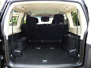 2015 Mitsubishi Pajero NX MY16 GLX Black 5 Speed Sports Automatic Wagon