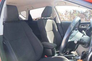 2018 Toyota Corolla ZRE182R Ascent S-CVT Orange 7 Speed Constant Variable Hatchback