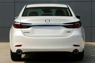 2021 Mazda 6 GL1033 Sport SKYACTIV-Drive Snowflake White Pearl 6 Speed Sports Automatic Sedan