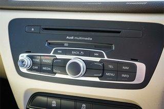 2014 Audi Q3 8U MY14 TDI S Tronic Quattro Beige 7 Speed Sports Automatic Dual Clutch Wagon