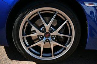 2014 Subaru WRX MY15 STI Premium (AWD) Blue 6 Speed Manual Sedan.