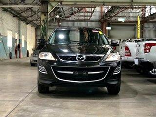 2010 Mazda CX-9 TB10A3 MY10 Grand Touring Black 6 Speed Sports Automatic Wagon.