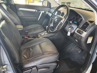 2012 Holden Captiva CG Series II 7 SX Silver 6 Speed Sports Automatic Wagon.