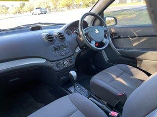 2009 Holden Barina TK MY09 Grey 4 Speed Automatic Sedan