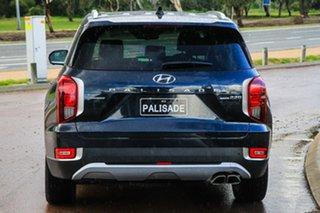 2021 Hyundai Palisade LX2.V1 MY21 Highlander AWD Moonlight Blue 8 Speed Sports Automatic Wagon.