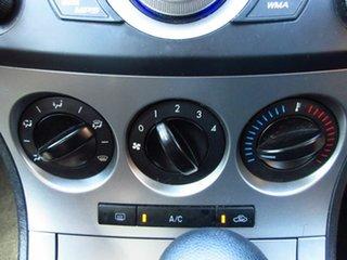 2010 Mazda 3 BL Neo Blue 5 Speed Automatic Hatchback