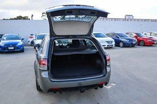 2012 Holden Commodore VE II MY12 SV6 Sportwagon Grey 6 Speed Sports Automatic Wagon