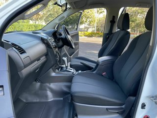 2014 Isuzu D-MAX SX White 5 Speed Automatic Dual Cab