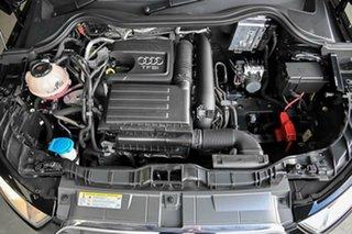 2018 Audi A1 8X MY18 Sportback S Tronic Black 7 Speed Sports Automatic Dual Clutch Hatchback