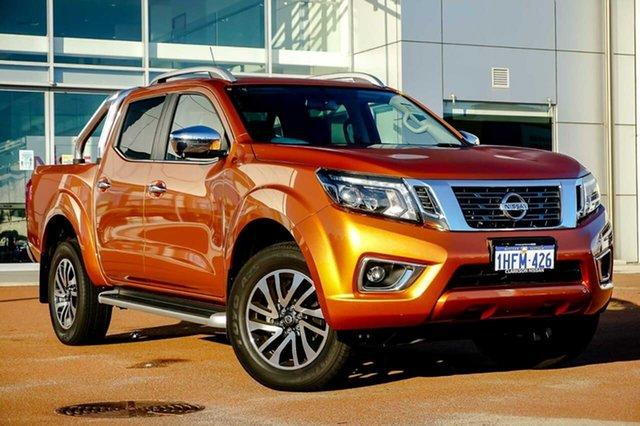 Demo Nissan Navara D23 S4 MY20 ST-X 4x2 Clarkson, 2020 Nissan Navara D23 S4 MY20 ST-X 4x2 Hornet Gold 7 Speed Sports Automatic Utility