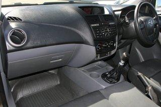 2017 Mazda BT-50 UR0YE1 XT 4x2 Titanium Flash 6 Speed Manual Cab Chassis