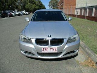 2009 BMW 3 Series E90 MY09 320i Steptronic Executive Silver 6 Speed Sports Automatic Sedan.