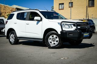 2015 Holden Colorado 7 RG MY16 LT White 6 Speed Sports Automatic Wagon.