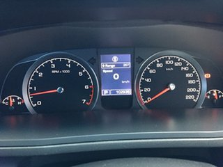 2015 Ford Territory SZ MkII TS Seq Sport Shift Silver 6 Speed Sports Automatic Wagon