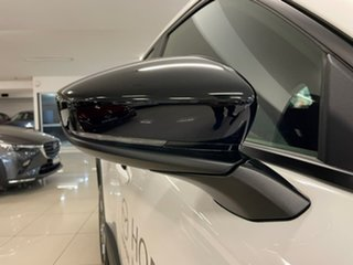 2021 Mazda MX-30 DR2W7A G20e SKYACTIV-Drive Evolve White 6 Speed Sports Automatic Wagon