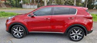 2018 Kia Sportage QL MY18 GT-Line AWD Red 6 Speed Sports Automatic Wagon