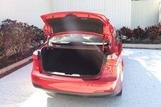 2015 Kia Cerato YD MY15 S Premium Red 6 Speed Sports Automatic Sedan