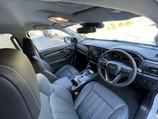 2021 Isuzu MU-X RJ MY21 LS-T Rev-Tronic 4x2 Mineral White 6 Speed Sports Automatic Wagon
