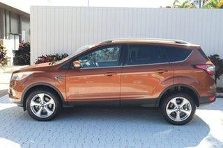 2017 Ford Escape ZG Trend Orange 6 Speed Sports Automatic SUV