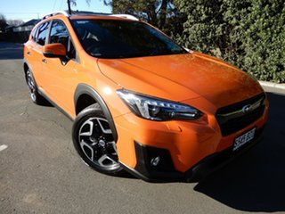 2019 Subaru XV G5X MY19 2.0i-S Lineartronic AWD Sunshine Orange 7 Speed Constant Variable Wagon.