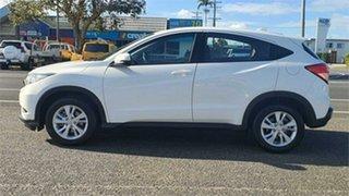 2017 Honda HR-V MY16 VTi White 1 Speed Constant Variable Hatchback
