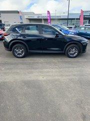 2017 Mazda CX-5 KE1072 Maxx SKYACTIV-Drive FWD Sport Black 6 Speed Sports Automatic Wagon