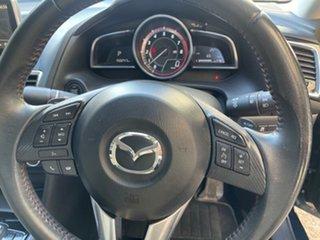 2016 Mazda 3 BM MY15 SP25 GT Blue 6 Speed Automatic Sedan